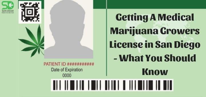 MMJ Grower license