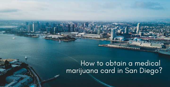Medical Marijuana Card in San Diego