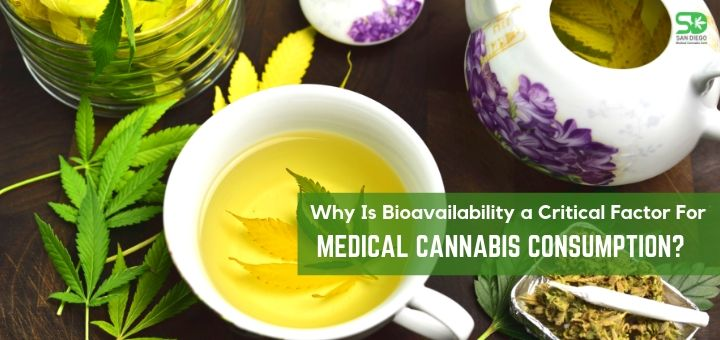 Why Is Bioavailability a Critical Factor For Medical Cannabis Consumption?
