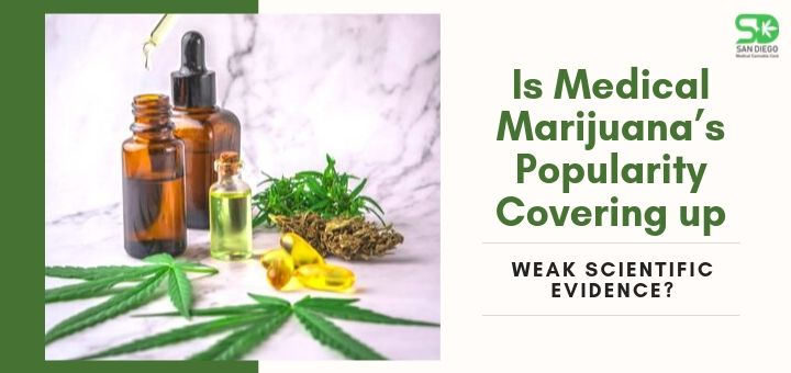 Medical Marijuana's Popularity
