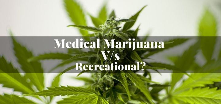 Medical Marijuana V/s Recreational_