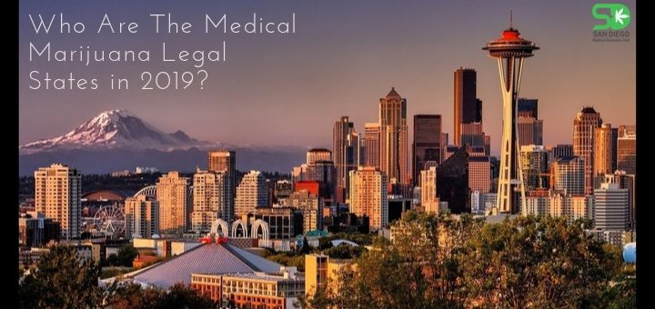 Who Are The Medical Marijuana Legal States in 2019?